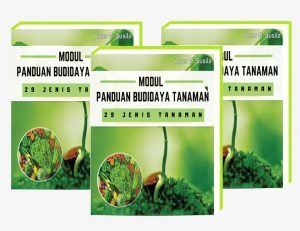 Modul Panduan Budidaya Tanaman & Bonus Aplikasi Bisnis Pertanian